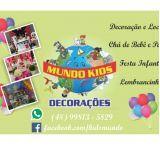 Mundo Kids Decorações Infantis