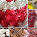 Bolos, Doces, Brownies, caseirinhos e kit festas