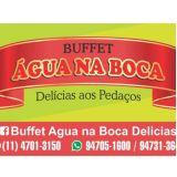 Buffet Água Na Boca Delicias
