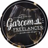 Garçom freelancer