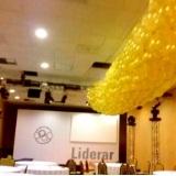 Vendo Rede de Balões 1500 bolas Revoada ou Chuva d