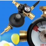 Regulador para Balões com Gás Hélio