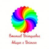 Emanuel Brinquedos Alugar e Brincar