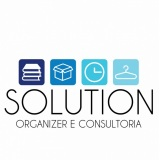 Solution Organizer e Consultoria