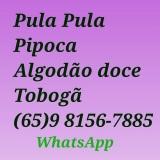 Aluguel de pula pula Cuiabá