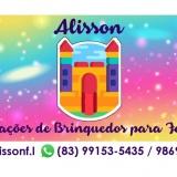 Alisson Brinquedos e Eventos-ABE