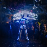 Robots Caxias ( Robô de Led )