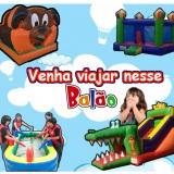 Balão Mágico Locação de Brinquedos
