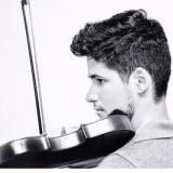 Violinista João Pessoa