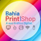 Bahia Print Shop - A sua Gráfica Digital