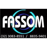 Fassom - Audio e eventos