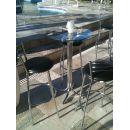 Plazza Eventos - Mesas e cadeiras