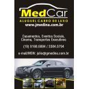 A Medcar Locação de carros e Van