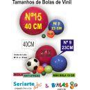 BolasAbc Fábrica de Bolas de Vinil Personalizadas