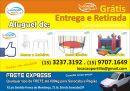 Locação Portillo - Mesa/Cadeira/Brinquedos