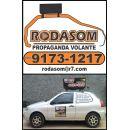 Rodasom - Propaganda Em Carro De Som