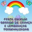 Festa Escolar Sorriso de Criança e Lembranças