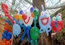 Oficina de Balões Flutuantes