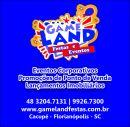 Game Land Festas, Eventos e Promoções.