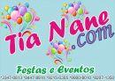 Tia Nane Festas (brinquedos e alimentação).