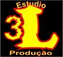 Estudio L3 Produção - gravando com arte