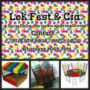 Lok Fest & Cia. Carretinha Da Alegria.