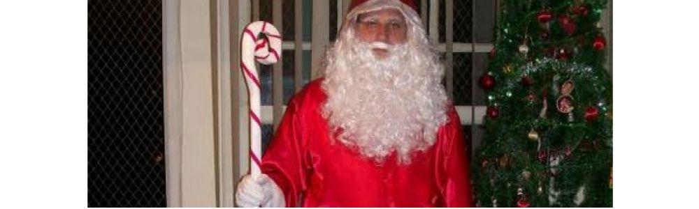 Abalou Animação!Visita e Roupa P/Alugar Papai Noel