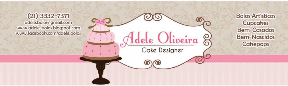 Adele Oliveira - Cake designer