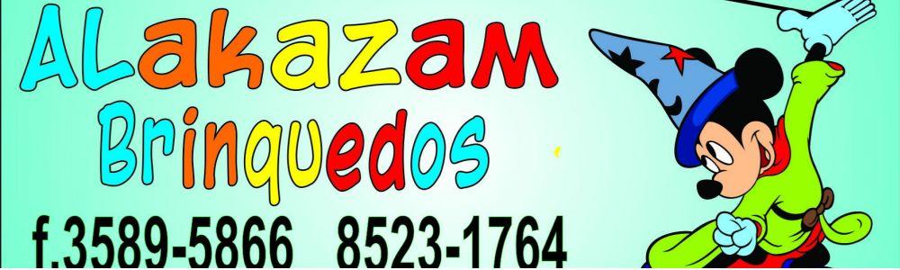 Alakazam Brinquedos