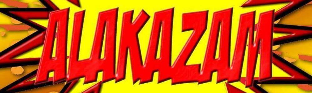 Alakazam Eventos