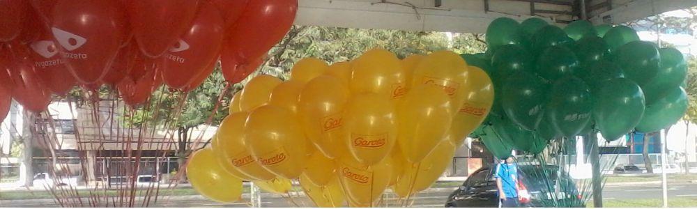 Alegria Balões Personalizados