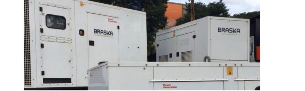 Braska Locação de Geradores de Energia