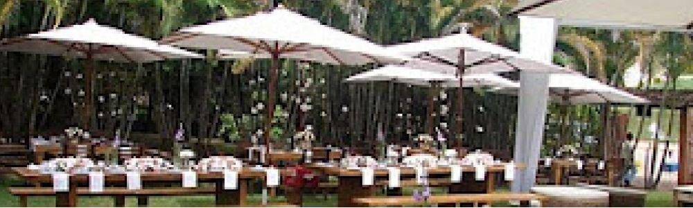 Aluguel de Ombrelones para Eventos