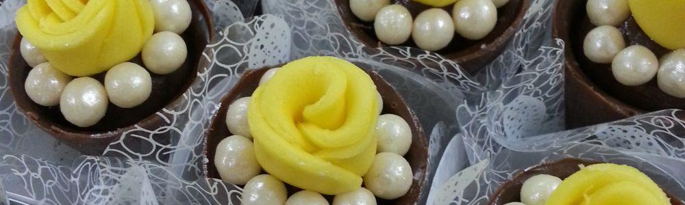 Docinhos simples/decorados, Bombons, Camuflados, Cupcakes, Trufas, Cake pops