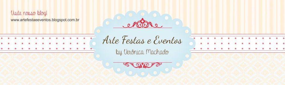 Arte Festas e Eventos by Verônica Machado