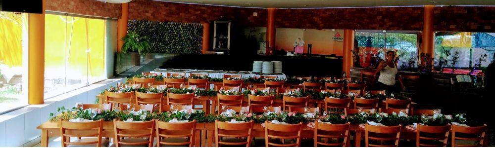 Restaurante Bêra D´agua e Eventos Av. Theodomiro Araújo 13, centro Petrolina-Pe