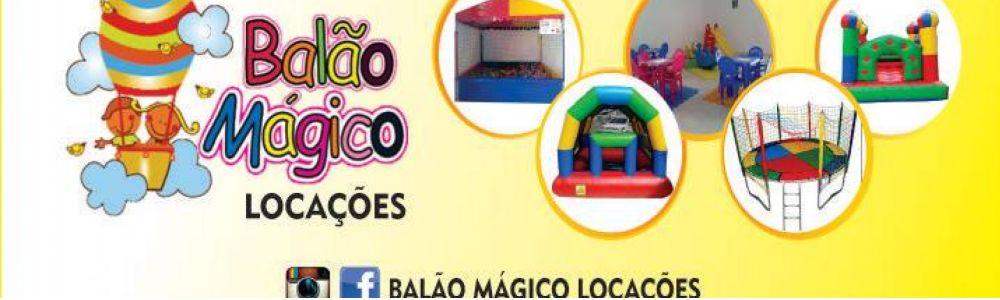 Balão Mágico Locações