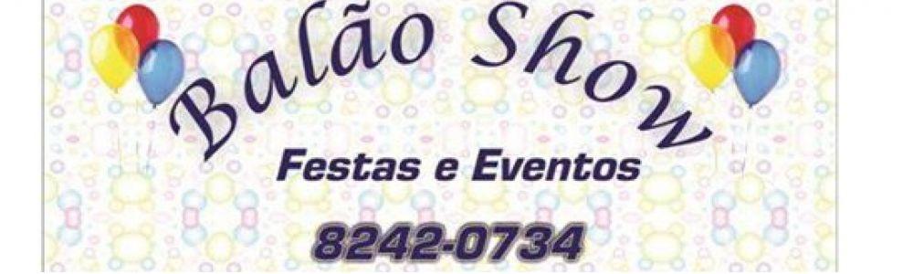 Balão Show Festas e Eventos