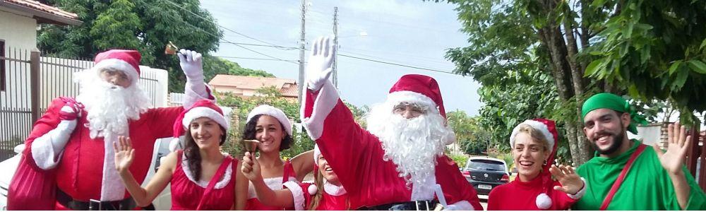Papai Noel Brasilia