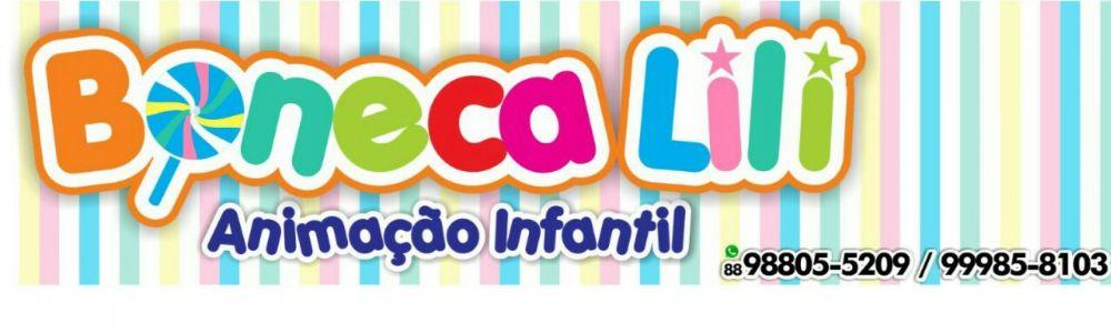 Boneca Lili - Animação infantil e Produções Artisticas