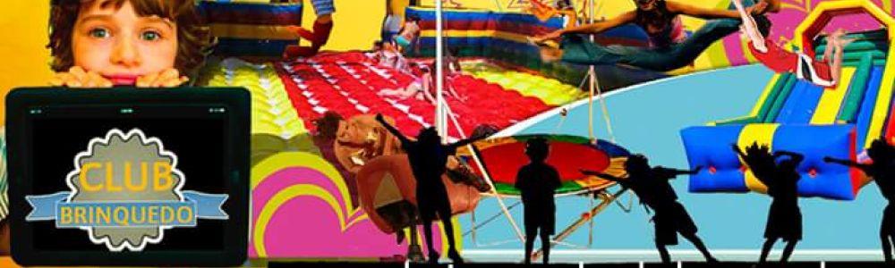 Locação de brinquedos infláveis | Festas e eventos RJ
