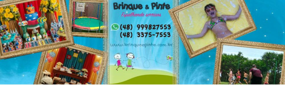 Brinque & Pinte