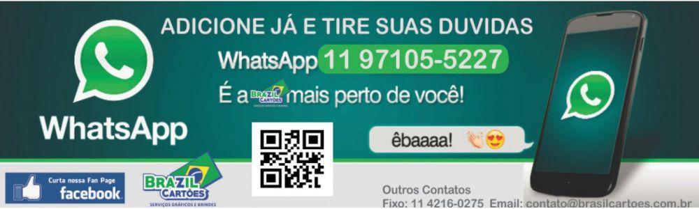 Brazil Cartões Grafica e Brindes