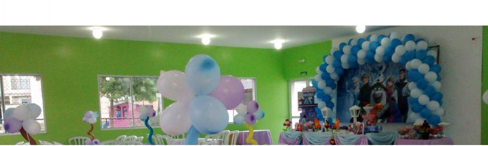 Buffet Dominius Festa Infantil á domicilio