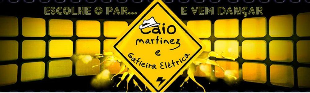 Caio Martinez e a Gafieira Elétrica