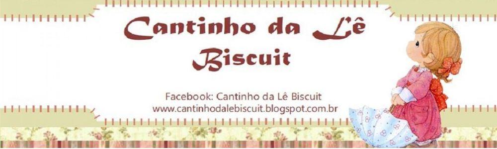Cantinho da Lê Biscuit