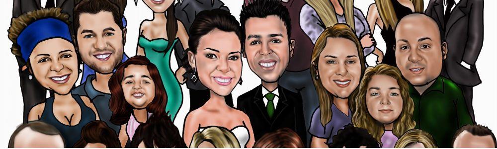 Rogério Caricaturas