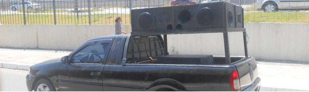 Carro de som e Panfletagem rj