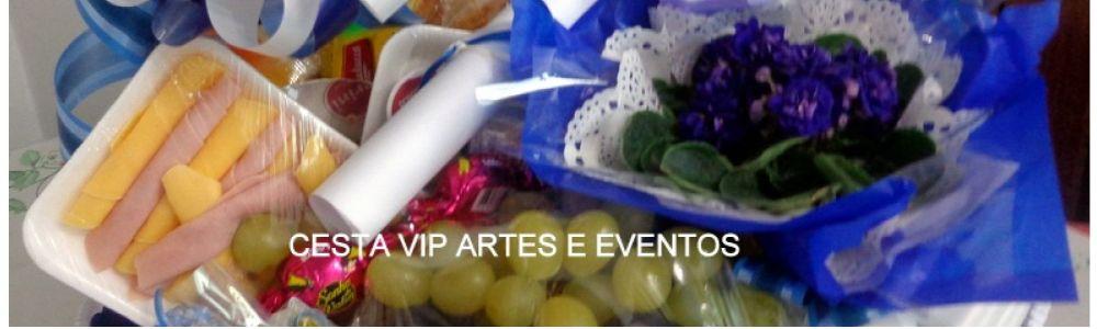 Cesta Vip Artes e Eventos