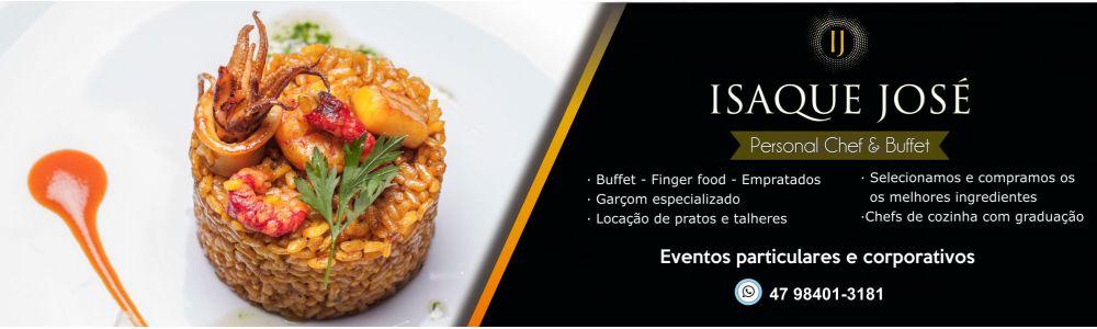 Chef Isaque José - Buffet & Eventos